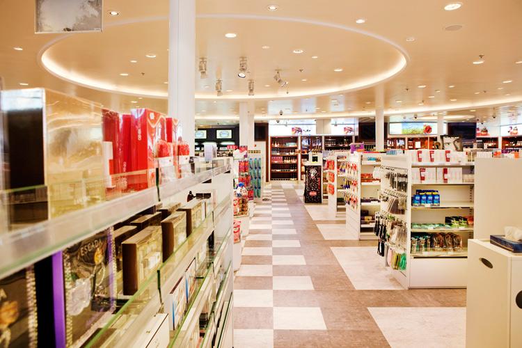 Shopping. Ja tack! Foto: Birka